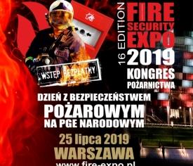 Zapraszamy na Kongres Pożarnictwa na PGE Narodowym w Warszawie