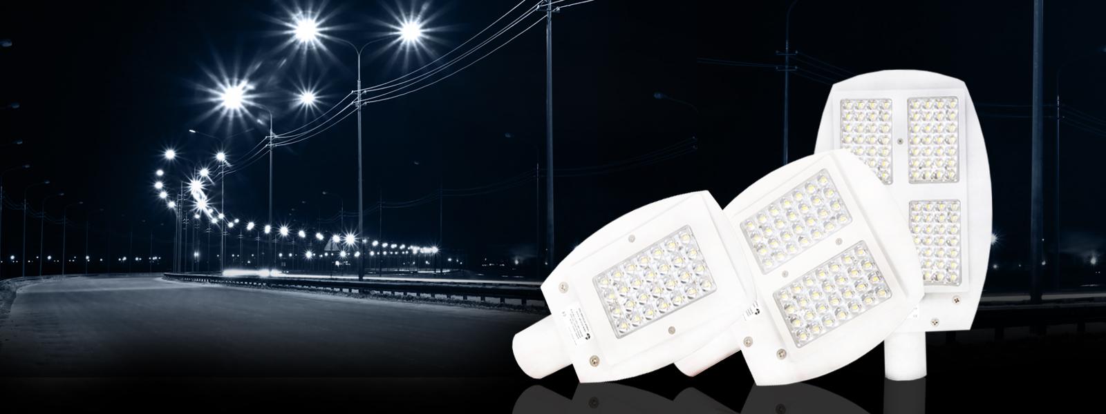 Lampy oświetlenia ulicznego LED-OR