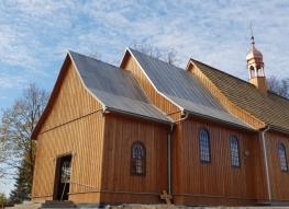 Kościół Parafialny w Wólce Niedzwieckiej