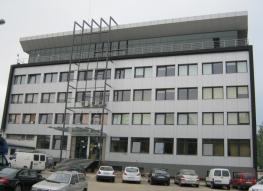 Budynek biurowy we  Wrocławiu