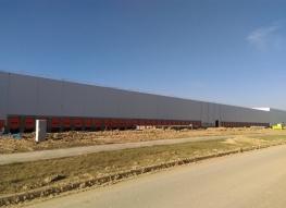 Centrum logistyczne ZALANDO w Gardnie