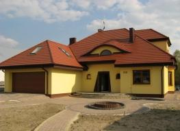 Dom jednorodzinny w Otwocku