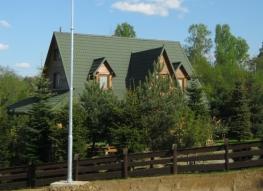 Dom letniskowy - Solina
