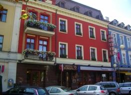 Hotel Europa w Kaliszu