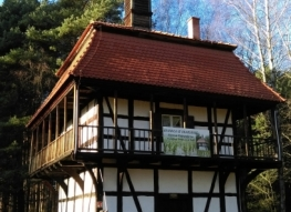 Obiekty Muzeum Etnograficznego w Zielonej Górze - Ochli