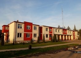 District Headquarters of the National Fire Service in Radomsko