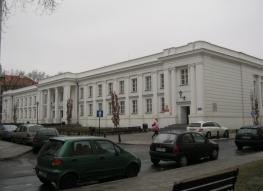 Uniwersytet Warszawski - Budynek Filologii Angielskiej